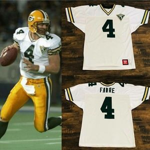 Farve jersey Wilson packers rodgers nike starter